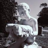 Mémorial de statue de Little Boy image libre de droits