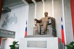 Mémorial de Sun Zhongshan à Taïpeh photos libres de droits