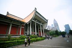 Mémorial de Sun Zhongshan à Taïpeh photographie stock libre de droits