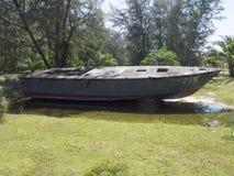 Mémorial de tsunami de Khao Lak Photographie stock