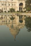 Mémorial de Victoria - Calcutta -5 Photographie stock libre de droits