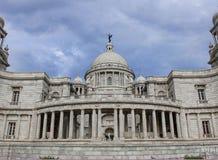 Mémorial de Victoria, Kolkata Photos stock