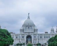 Mémorial de Victoria, Kolkata Images stock