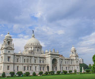 Mémorial de Victoria, Kolkata Image stock