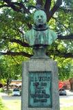 Mémorial de Wilhelm Andreas Wexels à Oslo, Norvège images libres de droits