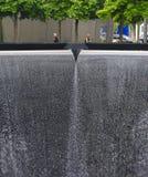 Mémorial de WTC 9-11 Photographie stock libre de droits