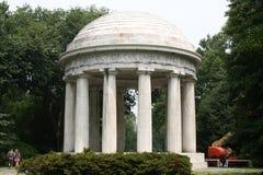 Mémorial de WWI Photos libres de droits