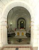 Mémorial des soldats roumains dans Marasesti Mausoluem Photos stock