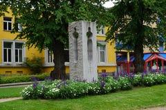 Mémorial du 22 juillet 2011 Image libre de droits