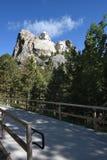 Mémorial du mont Rushmore des Présidents Trail Photo stock