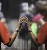 Mémorial du Vietnam Photographie stock libre de droits