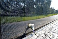 Mémorial du Vietnam Photos stock