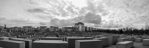 Mémorial juif Photo libre de droits