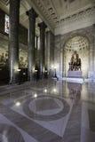 Mémorial maçonnique national de George Washington Images libres de droits