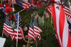 Mémorial militaire Photographie stock libre de droits