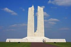 Mémorial national canadien de Vimy photos libres de droits