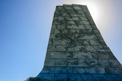 Mémorial national de frères de Wright Image libre de droits