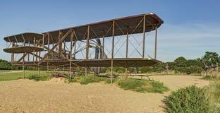 Mémorial national de frères de Wright Image stock
