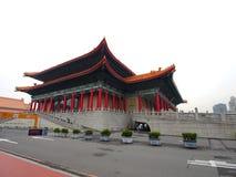 Mémorial Taiwan de Chiang Kai-shek de théâtre national image libre de droits