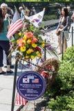 Mémorial Washington de combattants de Guerre de Corée photographie stock libre de droits