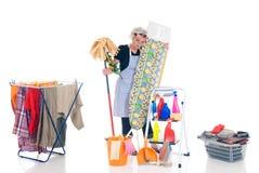 Ménage, ménage photos stock