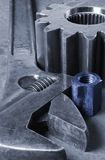 Ménagerie mécanique Image stock