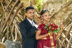 Ménages mariés frais images libres de droits