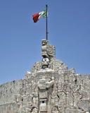 Mérida-Denkmal Stockfoto