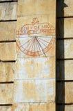 Méridien Photographie stock libre de droits