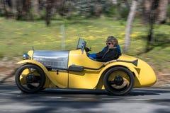 Météore 1929 d'Austin 7 Photo libre de droits