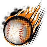 Météore de base-ball Photos stock