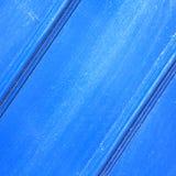 métal abstrait bleu dans l'acier et le backgroun englan de balustrade de Londres images stock