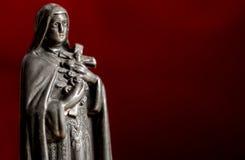 Métal de Maria de Vierge Photographie stock libre de droits