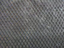 métal en acier de réticule de modèle de trellis photographie stock libre de droits