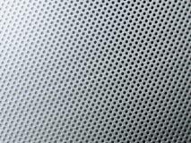 Métal gris inoxydable Photographie stock libre de droits