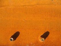 Métal rouillé Photographie stock libre de droits
