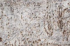 Métal rouillé superficiel par les agents avec la peinture fanée et la texture usée Image libre de droits