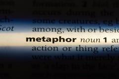 métaphore photo libre de droits