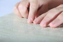 Méthode Braille Images stock