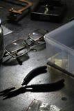 Métier de bijoux Images libres de droits