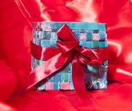 Métier de cadeau de Noël diy Photo stock