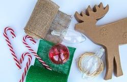 Métier de Noël Photo stock