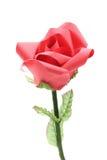 Métier de papier d'origami de fleur de Rose photos stock