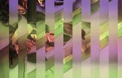 Métier de papier fait main Fond luxueux d'ombre d'or de bougie Papier peint riche confortable et confortable de thème de chute Pa photographie stock libre de droits