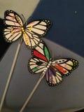 Métier de papillon Images libres de droits