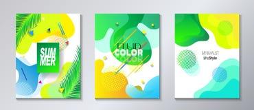 Métier de plage de mer d'Aqua Park Music Festival Tropical illustration libre de droits