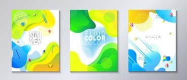 Métier de plage de mer d'Aqua Park Music Festival Tropical illustration stock