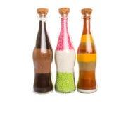 Métier I d'ingrédients de nourriture et de boissons Photographie stock