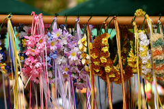 Métiers de fleur Photographie stock libre de droits