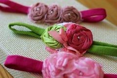 Métiers de fleur Photos libres de droits